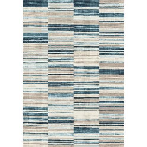 Kusový koberec modrý