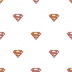 Tapeta RASCH Comics - Superman logo